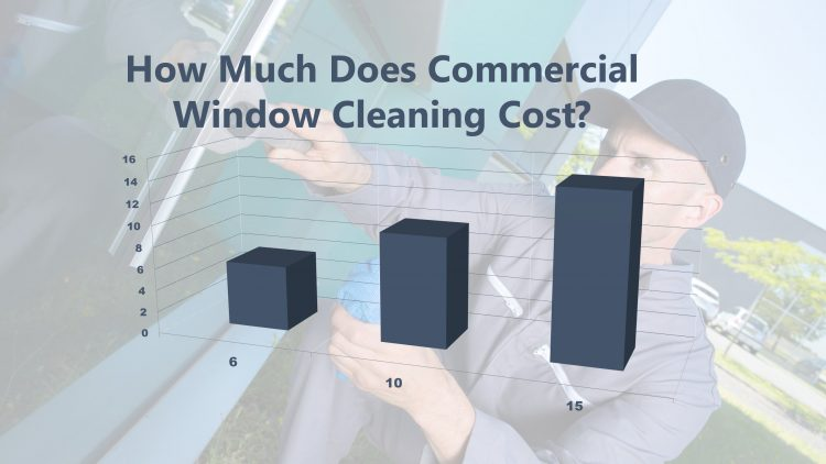 How Much Does Commercial Window Cleaning Cost