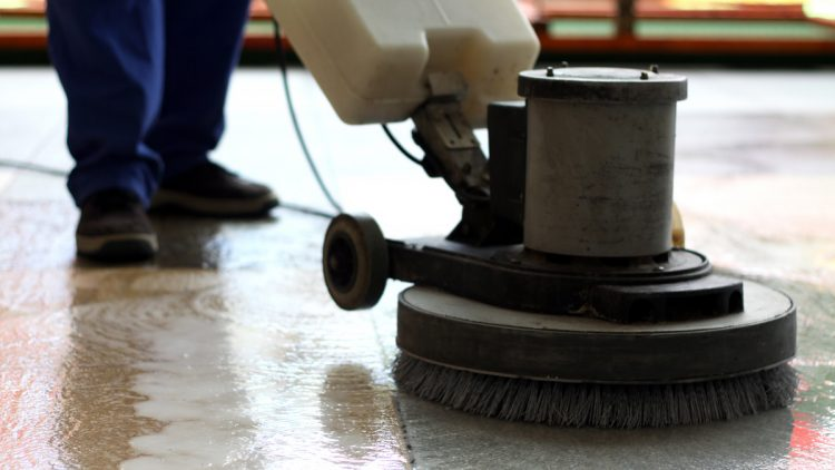 Types Of Commercial Cleaning service