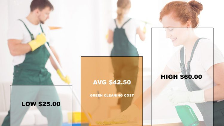 Green Cleaning Cost
