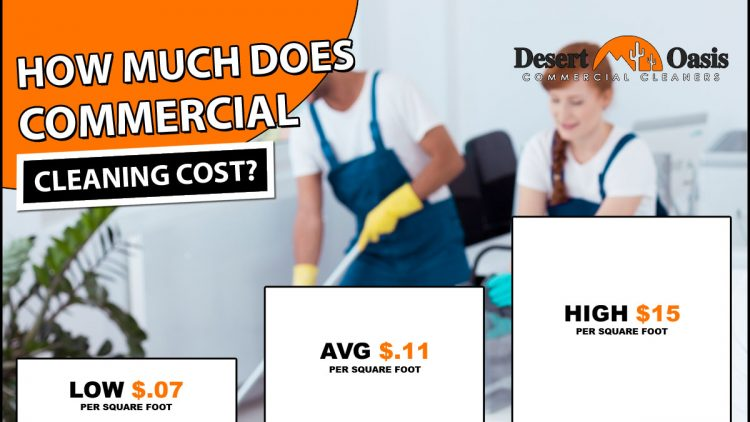 Commercial Cleaning Rates Chart Cost Prices