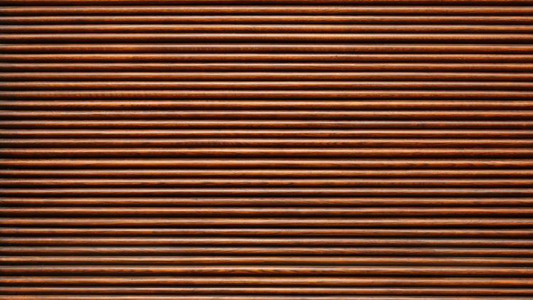 Dusting Wooden Blinds