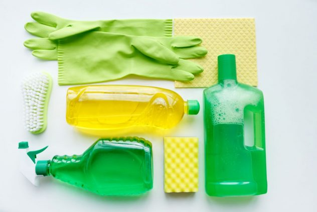 Cleaning Products Desert Office Cleaners