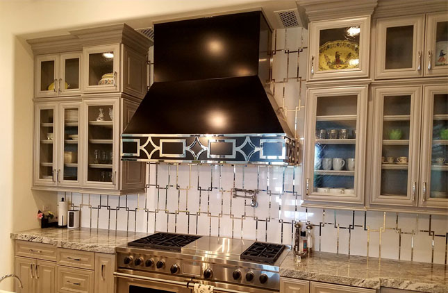 How To Clean A Copper Range Hood
